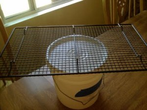 4  Drying Rack