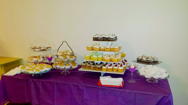 Dessert table with Whoopie pies 2